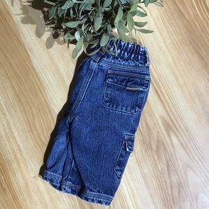 ✨5/$25 Gymboree Baby Boy Jeans Size 3x6 Mon.